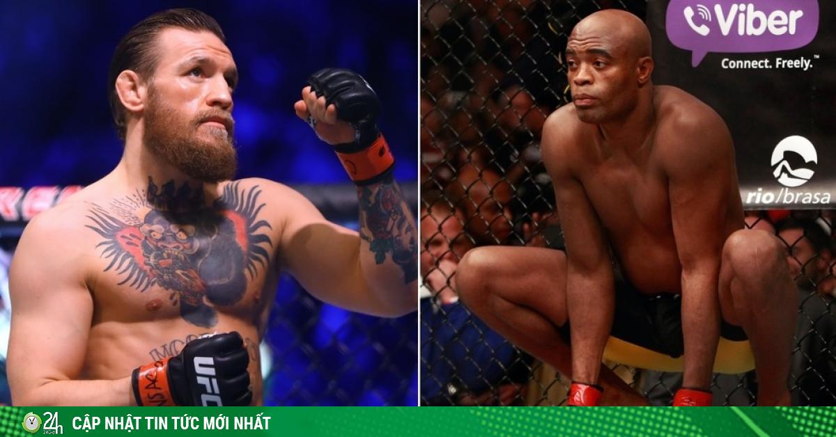 UFC dậy sóng: Gã điên McGregor đồng ý đấu Người nhện Silva