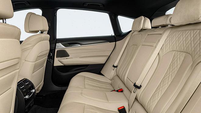 BMW 6-Series Gran Turismo phiên bản nâng cấp dùng động cơ mild-hybird ra mắt toàn cầu - 11