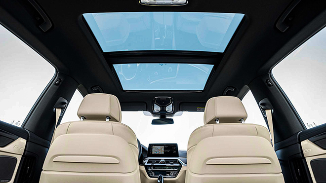BMW 6-Series Gran Turismo phiên bản nâng cấp dùng động cơ mild-hybird ra mắt toàn cầu - 10