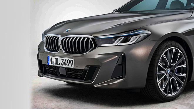 BMW 6-Series Gran Turismo phiên bản nâng cấp dùng động cơ mild-hybird ra mắt toàn cầu - 5