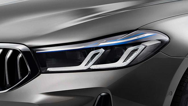 BMW 6-Series Gran Turismo phiên bản nâng cấp dùng động cơ mild-hybird ra mắt toàn cầu - 6