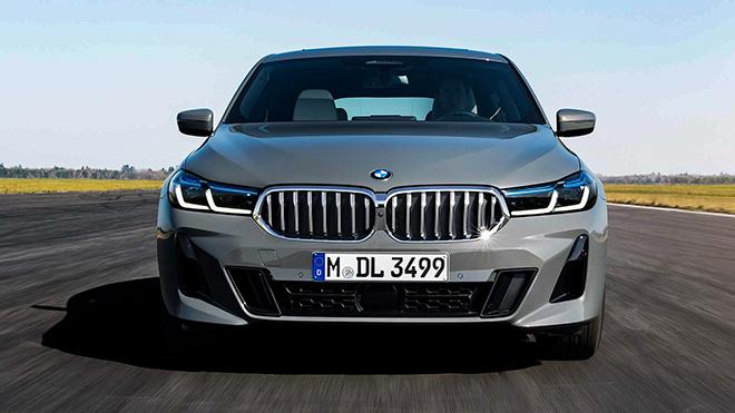 BMW 6-Series Gran Turismo phiên bản nâng cấp dùng động cơ mild-hybird ra mắt toàn cầu - 1