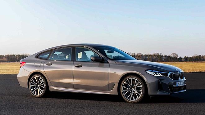 BMW 6-Series Gran Turismo phiên bản nâng cấp dùng động cơ mild-hybird ra mắt toàn cầu - 2