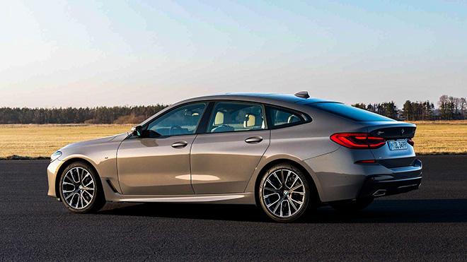 BMW 6-Series Gran Turismo phiên bản nâng cấp dùng động cơ mild-hybird ra mắt toàn cầu - 3