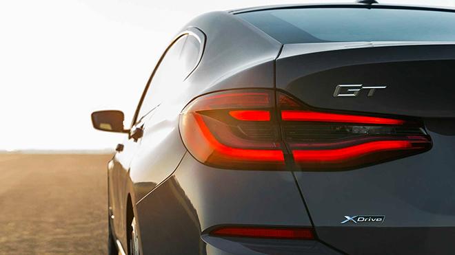 BMW 6-Series Gran Turismo phiên bản nâng cấp dùng động cơ mild-hybird ra mắt toàn cầu - 4