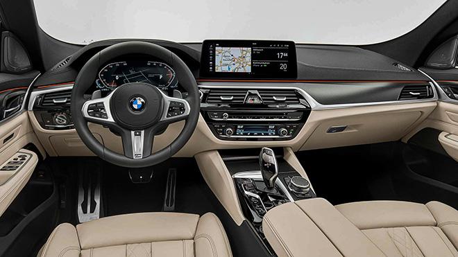 BMW 6-Series Gran Turismo phiên bản nâng cấp dùng động cơ mild-hybird ra mắt toàn cầu - 9