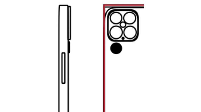 iPhone 12 chưa ra mắt, thiết kế camera của iPhone 13 đã bị lộ - 1