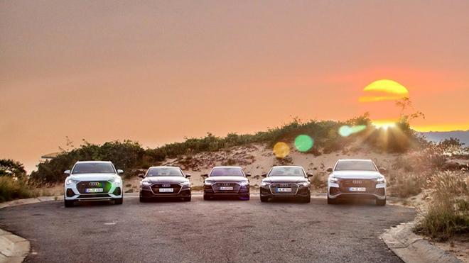 Audi mở rộng thêm thời gian bảo hành cho các dòng xe tại Việt Nam - 1