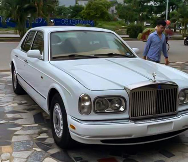Hàng hiếm Roll Royce Silver Seraph đời 1999 rao bán hơn 7 tỷ đồng tại Việt Nam - 1