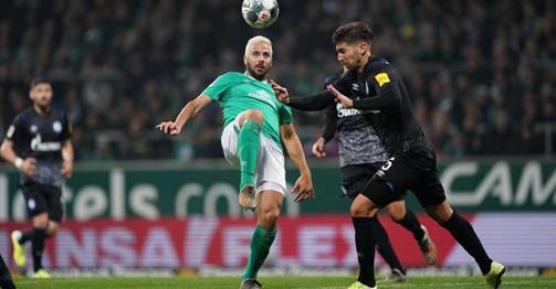 Trực tiếp bóng đá Schalke - Werder Bremen: Vùng dậy từ vực thẳm