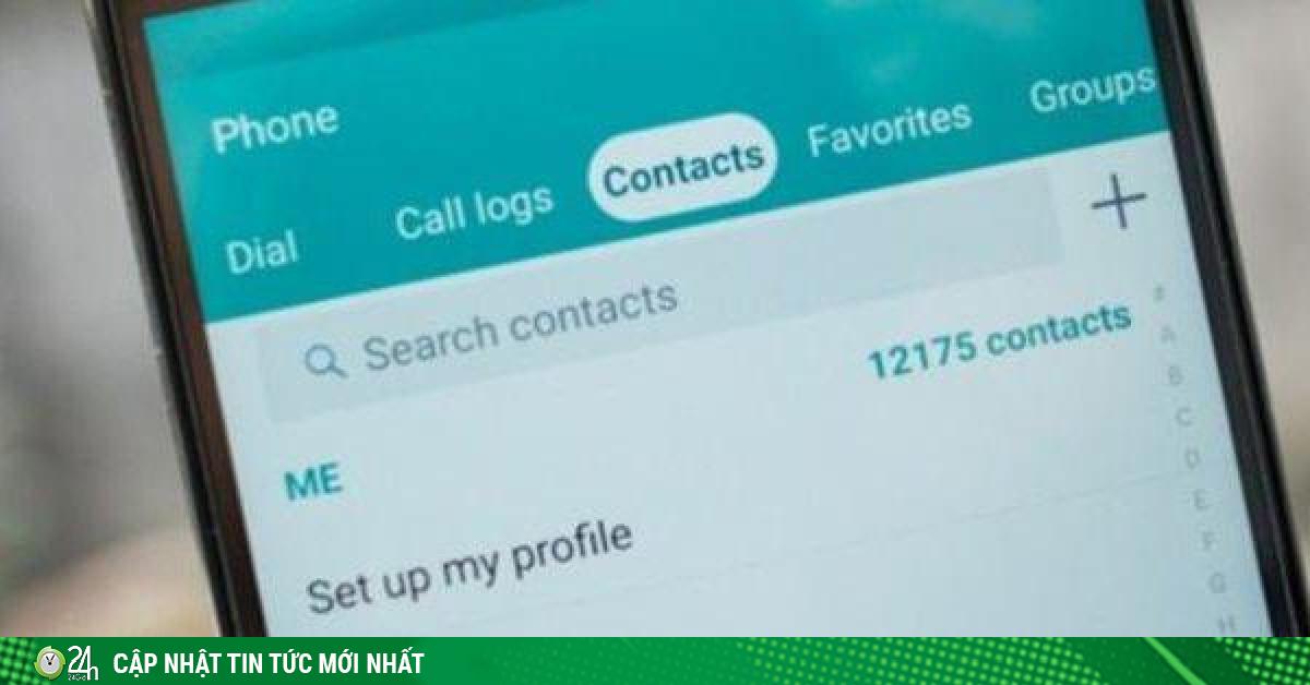 Tuyệt chiêu lấy lại danh bạ đã xoá trên điện thoại Android một cách dễ dàng