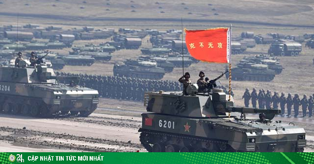 NÓNG nhất tuần: Trung Quốc và Ấn Độ điều vạn quân tới vùng tranh chấp