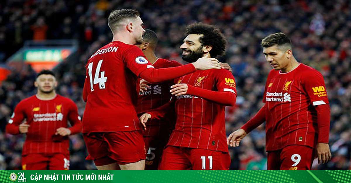 Liverpool được nâng cúp trên sân nhà nếu đáp ứng được điều kiện này