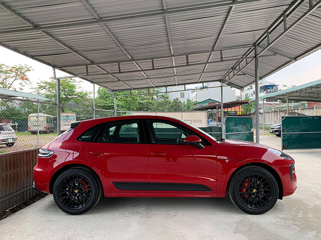 Cận cảnh Porsche Macan GTS 2020 đầu tiên tại Việt Nam giá 4,28 tỷ đồng - 2