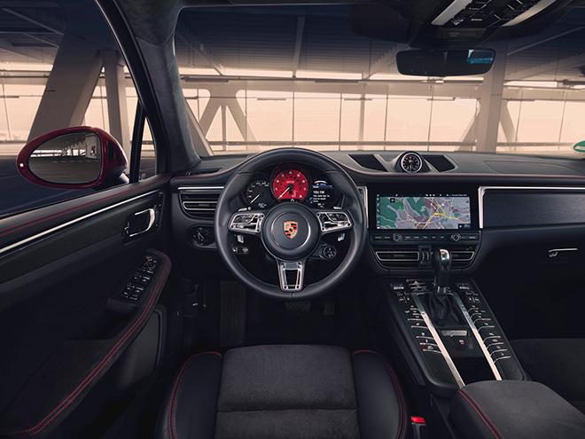 Cận cảnh Porsche Macan GTS 2020 đầu tiên tại Việt Nam giá 4,28 tỷ đồng - 4