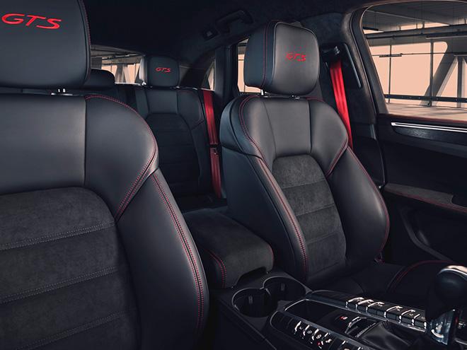 Cận cảnh Porsche Macan GTS 2020 đầu tiên tại Việt Nam giá 4,28 tỷ đồng - 5