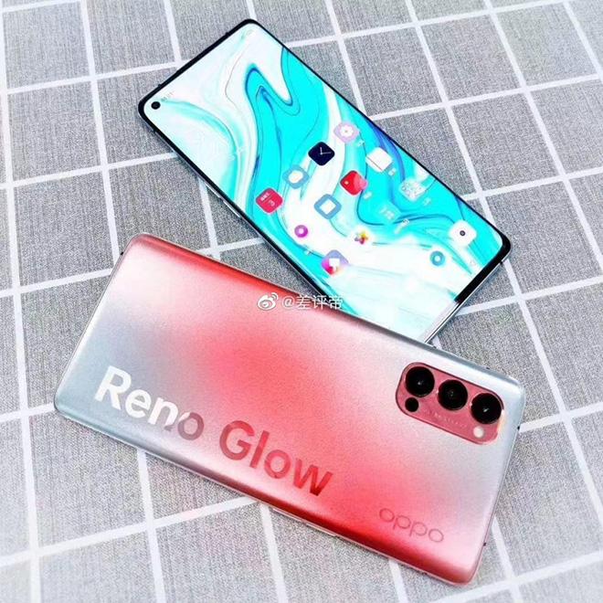 Oppo Reno4 Pro bị lộ 2 phiên bản màu Đen – Trắng đẹp hút mắt - 4