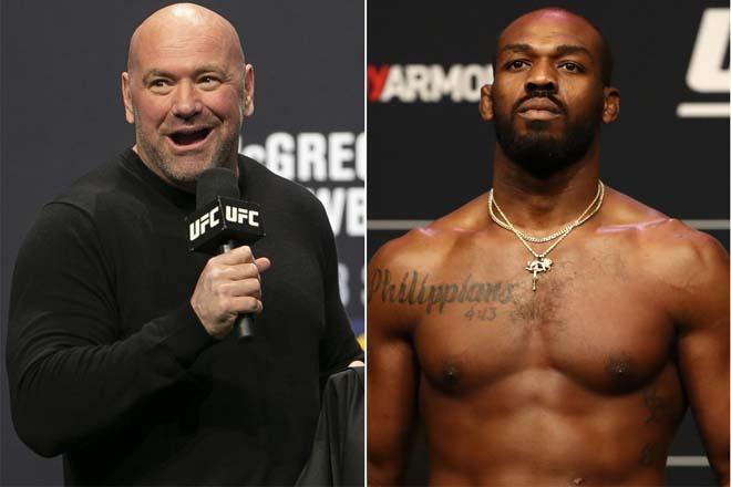 """Tin thể thao HOT 1/6: """"Ông trùm"""" UFC và siêu võ sỹ Jon Jones mâu thuẫn - 1"""