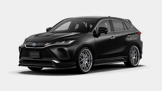 Toyota Venza 2021 cực ngầu với gói nâng cấp ngoại thất Artisan Spirits - 1