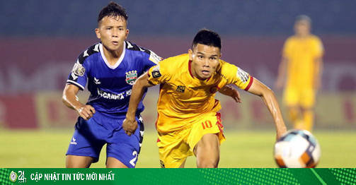 Trực tiếp bóng đá Bình Dương - Thanh Hóa: Cân tài cân sức