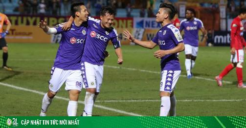 Trực tiếp bóng đá Hà Nội - Đồng Tháp: Nhà vua xuất quân, Hàng Đẫy mở hội