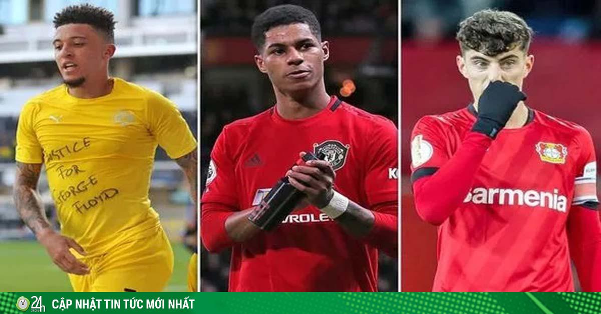 MU nhắm hai ngọc sáng Bundesliga: Xây hàng tấn công U23 siêu khủng