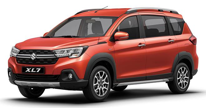 Những mẫu ô tô sắp ra mắt - Suzuki XL7