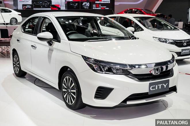 Những mẫu ô tô sắp ra mắt - Honda City 2020