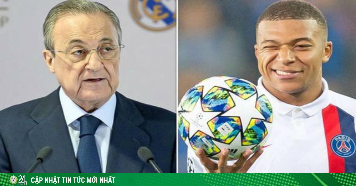 Ông trùm Real bán SAO 100 triệu euro, lập mưu khủng cuỗm Mbappe