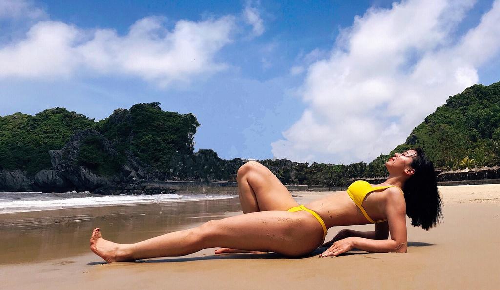 Nữ công sở Hà Nội tư vấn cách biến bụng béo thành thân hình chuẩn mực trong hè này - 6