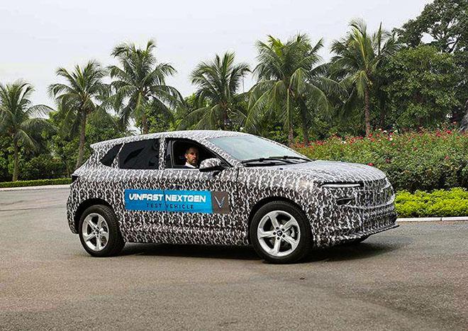 Ô tô điện mới của VinFast có thể sẽ được bán tại  Mỹ vào năm 2021 - 2