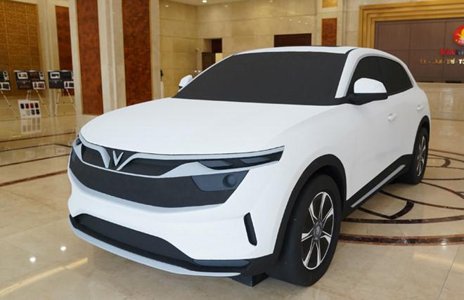 Ô tô điện mới của VinFast có thể sẽ được bán tại  Mỹ vào năm 2021 - 3