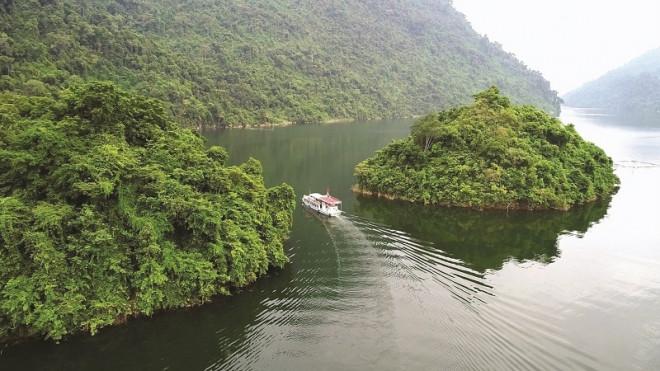 Du lịch Na Hang, Tuyên Quang không thể không ghé thác Khuổi Nhi - 2