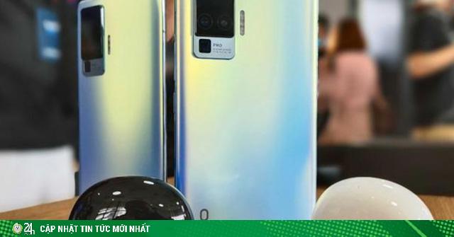 Vivo tung smartphone quay video tốt nhất quả đất