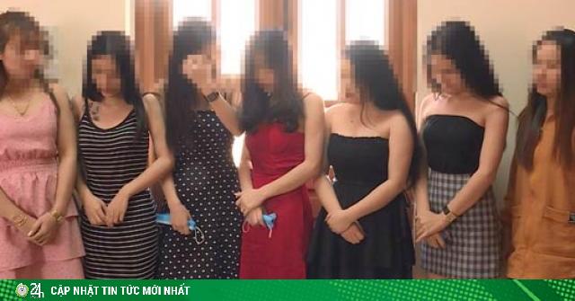 Tiệc thác loạn ma túy, tình dục của nhóm thanh niên trong quán karaoke
