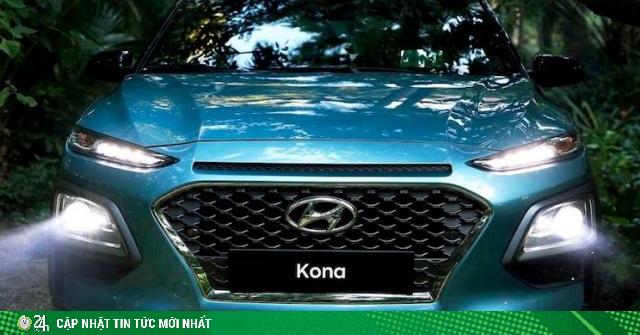 Giá xe Kona tháng 6/2020: Thông tin giá bán và thông số kỹ thuật cập nhật