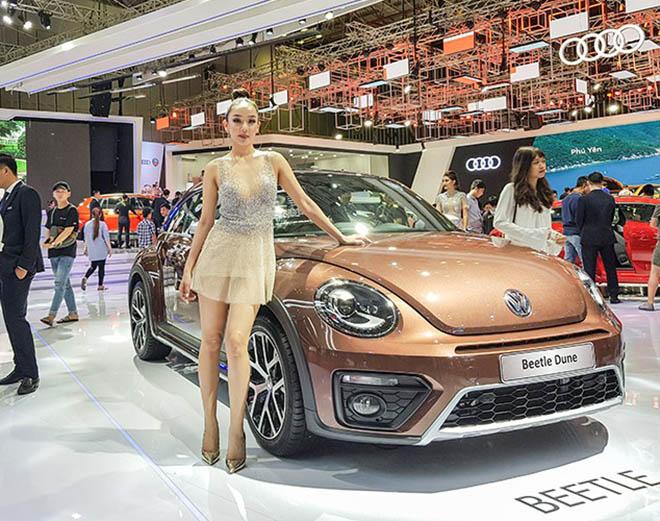 Bảng giá xe Volkswagen tháng 6/2020: Giảm hơn 200 triệu đồng - 7