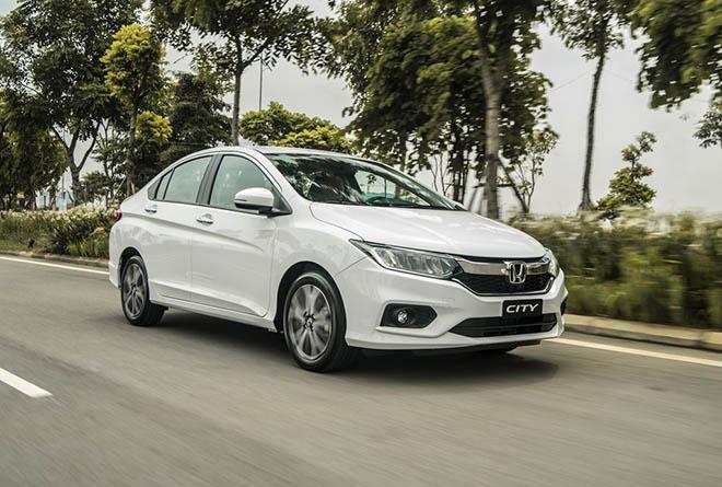 Bảng giá xe ô tô Honda tất cả các mẫu đang phân phối tại Việt Nam tháng 6/2020 - 3