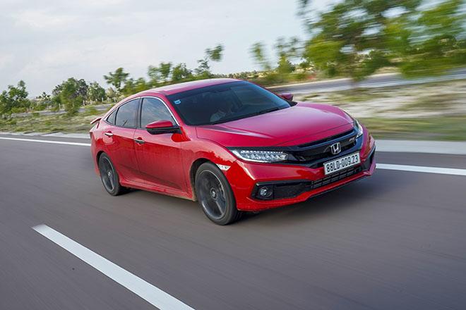 Bảng giá xe ô tô Honda tất cả các mẫu đang phân phối tại Việt Nam tháng 6/2020 - 4