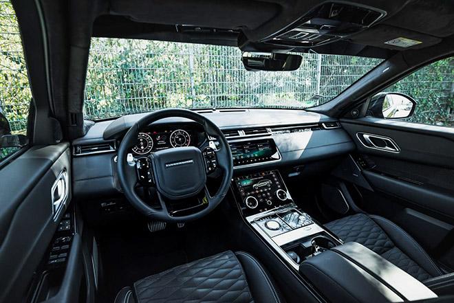 Hãng độ Manhart nâng cấp Range Rover Velar lên gần 600 mã lực - 12