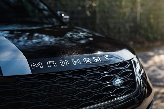 Hãng độ Manhart nâng cấp Range Rover Velar lên gần 600 mã lực - 6