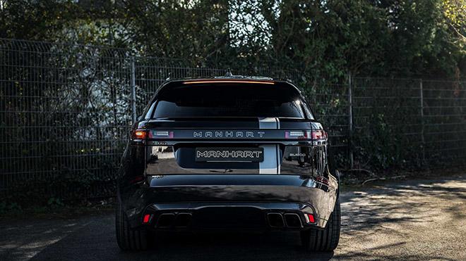 Hãng độ Manhart nâng cấp Range Rover Velar lên gần 600 mã lực - 4