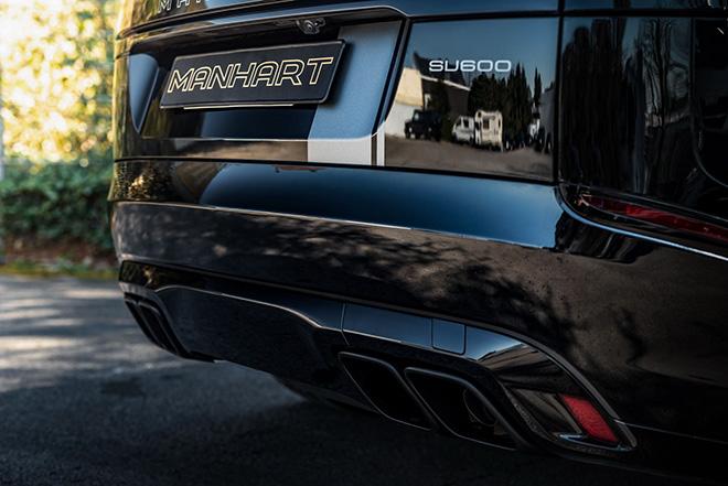 Hãng độ Manhart nâng cấp Range Rover Velar lên gần 600 mã lực - 10