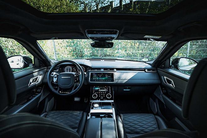Hãng độ Manhart nâng cấp Range Rover Velar lên gần 600 mã lực - 13