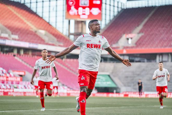 Video highlight trận Koln - RB Leipzig: Tưng bừng 6 bàn, đón 2 kỷ lục - 1