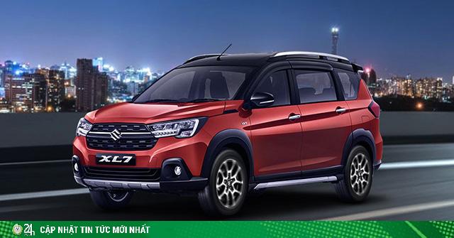 Suzuki XL7 khan hàng và hoãn ngày ra mắt chính thức tại Việt Nam