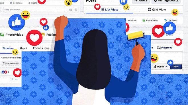 Chưa bao giờ tìm và xử lý bài viết cũ trên Facebook dễ dàng đến vậy