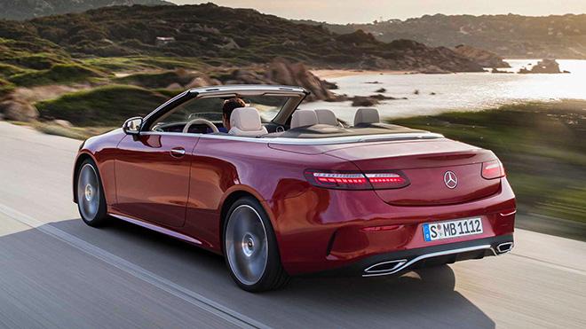 Cận cảnh Mercedes-Benz E-Class 2021 Cabriolet vừa ra mắt toàn cầu - 11