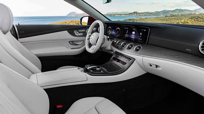 Cận cảnh Mercedes-Benz E-Class 2021 Cabriolet vừa ra mắt toàn cầu - 9