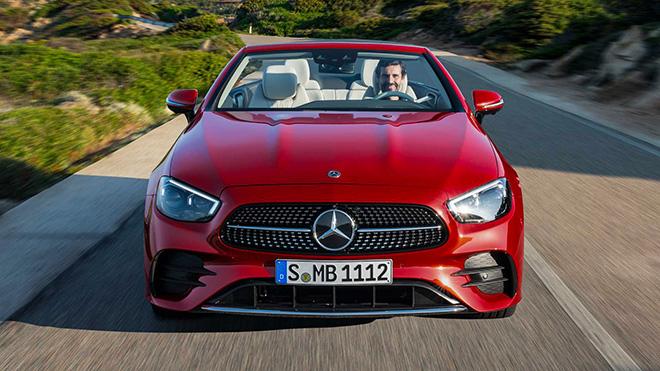 Cận cảnh Mercedes-Benz E-Class 2021 Cabriolet vừa ra mắt toàn cầu - 4